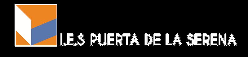 IES Puerta de la Serena Logo
