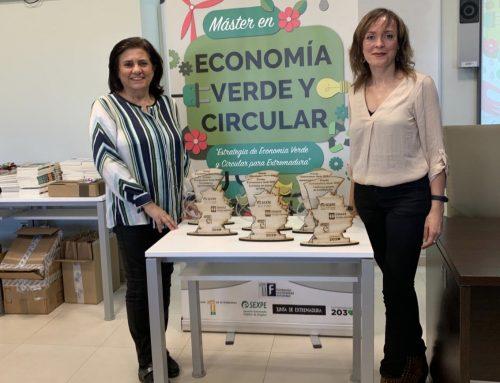 El IES Puerta de la Serena premio Extremadura Verde