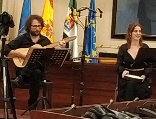 Juan Manzanero, profesor de nuestro centro, ofrece un concierto en la Diputación de Badajoz