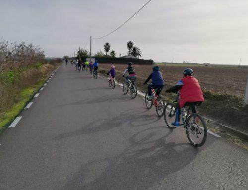 I Ruta familiar Mountain Bike