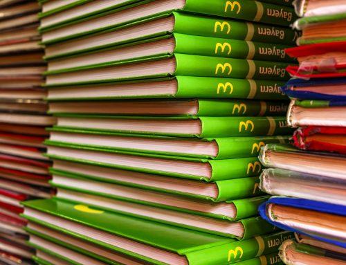 Libros de texto. Curso 2019-2020